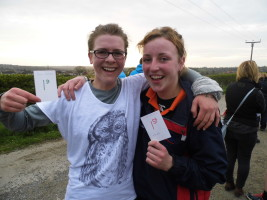 Amanda and Flora - Skelton YFC (2)